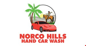Product image for Norco Hills Car Wash $12.99 Express Wash & go.