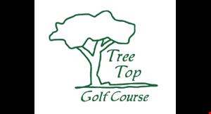 Tree Top Golf Course logo