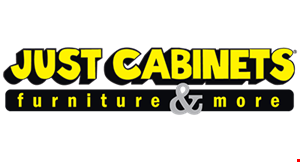 Just Cabinets Furniture & More logo