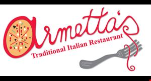 Armetta's & More logo