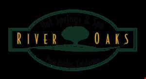 River Oaks Golf Course & Hot Springs Spa logo