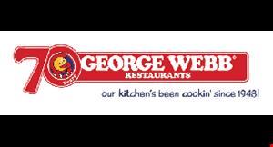 George Webb Restaurants logo
