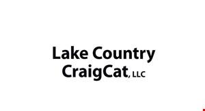 Lake Country Craigcat logo