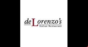 Delorenzo's Italian Restaurant logo