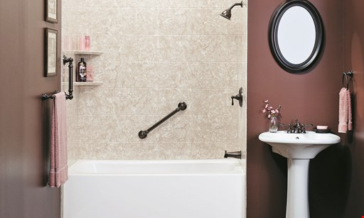 Product image for First State Bath $300 off any tub or shower replacement