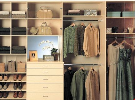 Product image for Closet Factory $200 off plus free installation.