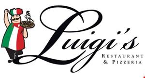 Luigi's Restaurant & Pizzeria logo
