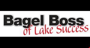 Bagel Boss of Lake Success logo