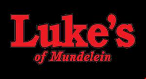 Lukes of Mundelein logo