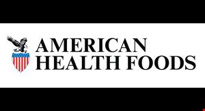 American Health Foods logo