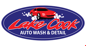 Product image for Lake Cook Auto Wash $12.00 Full-service CAR WASH