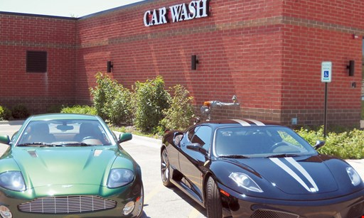Product image for Lake Cook Auto Wash DELUXE CAR WASH $6.00 reg. $9.00.