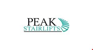 Peak Stairlifts logo