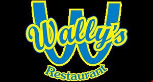 Wally's Restaurant logo