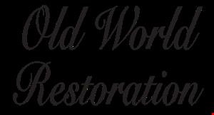 Old World Restoration logo