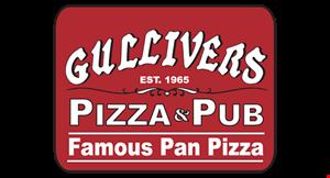 Gulliver's of Oakbrook Terrace logo