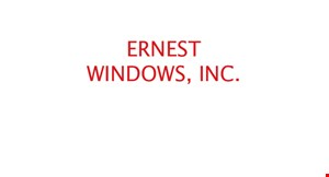 Product image for Ernest Windows, Inc. $10 OFF gutter cleaning