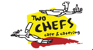 Two Chefs Cafe logo