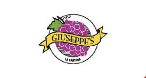 Giuseppe's La Cantina logo