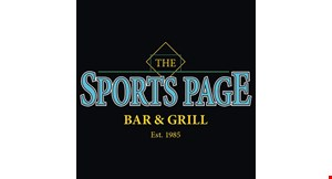 The Sports Page logo