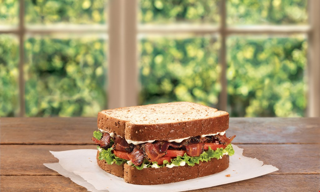 Product image for Arby's $4.99 Farmhouse Salad.