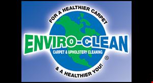 Enviro-Clean Carpet Care logo