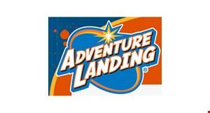 Adventure Landing- Buffalo logo
