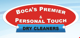 Product image for Personal Touch Dry Cleaners 25% off any dry cleaning order at regular price ($25 min. order).
