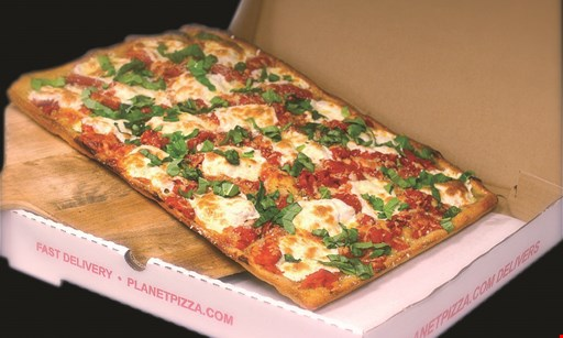 Product image for Planet Pizza FREE DESSERT w. purchase of $45 or more