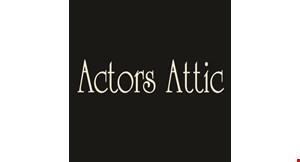 Actors Attic logo