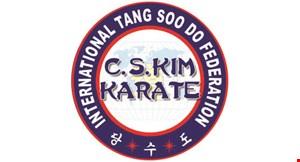 C.S. Kim Karate logo