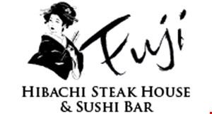 Fuji Hibachi Steak House & Sushi Bar logo