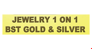Jewelry 1 on 1 BST logo
