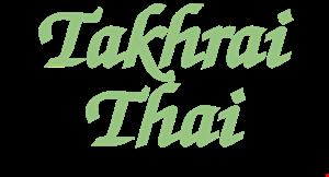 Takhrai Thai logo