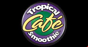 Tropical Smoothie Cafe (Hoover Location) logo