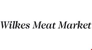 Wilkes Meat Market logo