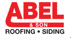 ABEL & SON ROOFING & SIDING logo