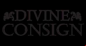 Divine Consign logo
