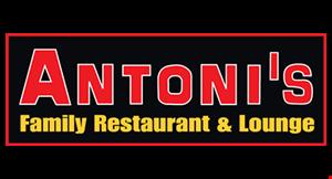 ANTONI'S FAMILY RESTAURANT & LOUNGE logo