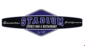 Stadium Sports Bar & Restaurant logo