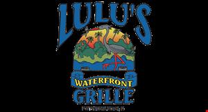 Lulu's Waterfront Grille logo
