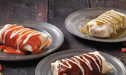 Product image for Qdoba $10 off purchase of $100 or more