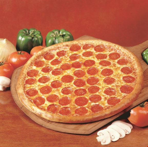 """Product image for CHICAGO PIZZA & PASTA $19.99 16"""" pizza - code 1999, $21.99 18"""" pizza - code 2199, $25.99 20"""" pizza - code 2599"""