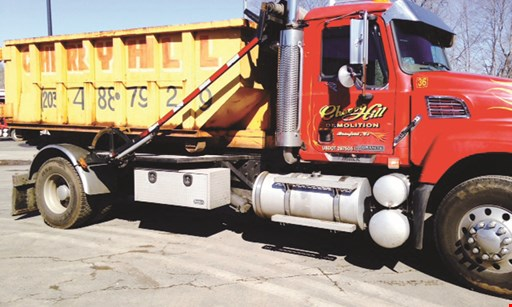 Product image for Frost Bridge Assoc. only $300 12 YARD dumpster
