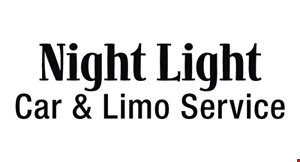 Night Light Car & Limo Services logo