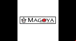 Magoya Japanese Restaurant logo