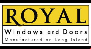 Royal Windows & Doors logo