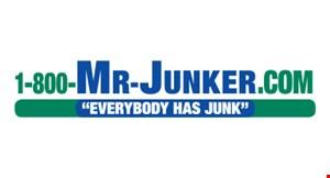 1-800 Mr. Junker logo