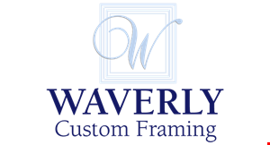 Waverly Frame & Art Gallery logo