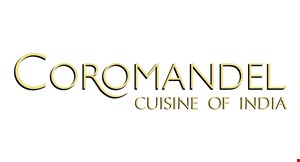 Coromandel Cuisine of India logo